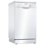 Посудомоечная машина Bosch SPS25FW11R (узкая), белая
