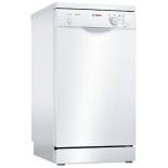Посудомоечная машина Bosch SPS25CW01R (узкая), белая