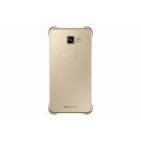 чехол для смартфона Samsung для Samsung Galaxy A7 (2016) Clear Cover золотистый/прозрачный