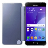 чехол для смартфона Samsung для Samsung Galaxy A7 (2016) Clear View Cover черный