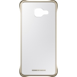 чехол для смартфона Samsung для Samsung Galaxy A3 (2016) Clear Cover золотистый/прозрачный