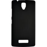 чехол для смартфона SkinBox для Lenovo A2010 (серия 4People) чёрный