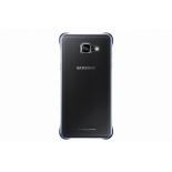 чехол для смартфона Samsung для Samsung Galaxy A5 (2016) Clear Cover черный/прозрачный