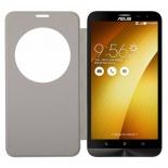чехол для смартфона Asus для Asus ZenFone Laser ZE600/601KL View Flip Cover золотистый