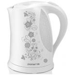 чайник электрический Polaris PWK 1822CLR White/Grey