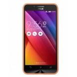 чехол для смартфона Asus для Asus ZenFone GO ZC500TG Bumper Case, оранжевый