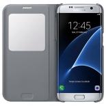 чехол для смартфона Samsung для Samsung Galaxy S7 edge S View Cover черный
