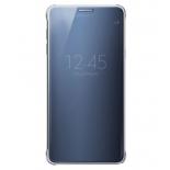 чехол для смартфона Samsung для Samsung Galaxy Note 5 Clear View Cover черный/прозрачный