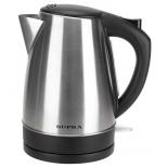 чайник электрический Supra KES-1735N серебристый