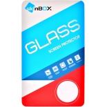 защитное стекло для смартфона SkinBOX Huawei P Smart 2019/Honor 10 lite Full Screen FULL GLUE черный