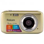 цифровой фотоаппарат Rekam iLook S755i, бежевый