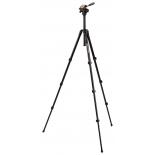 штатив Hama Delta 3D Pro 160 (04402), черный