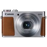 цифровой фотоаппарат PowerShot G9 X, серебристый