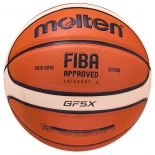 мяч баскетбольный Molten BGF5X №5, FIBA аpproved