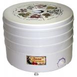 Сушилка для овощей и фруктов Ротор Дива СШ-007 (3 поддона) белая