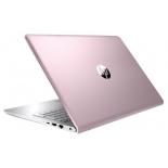 Ноутбук HP Pavilion 15-cc525ur, розовый
