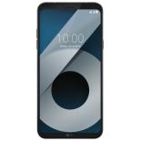 смартфон LG M700AN Q6 plus 64Gb, черный