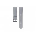 ремешок для умных часов Samsung Galaxy Gear Sport, серый