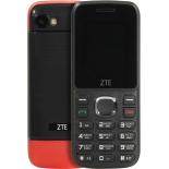 сотовый телефон ZTE R550, черный/красный