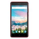 смартфон Digma HIT Q500 3G 1/8Gb, красный