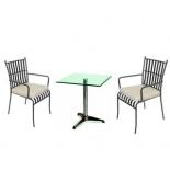 стол со стульями Торг-Хаус Техно Венеция (набор)