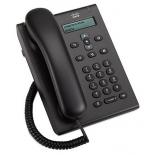 IP-телефон Cisco CP-3905, черный