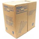 кабель (шнур) Neomax UTP 5e 305м PVC (NM40001)