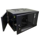 серверный шкаф Lanmaster Next TWT-CBWNG-12U-6X6-BK, черный