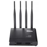 роутер WiFi Netis WF2880, черный
