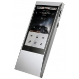 аудиоплеер iRiver Astell&Kern AK Jr 64 Gb Sleek, серебристый