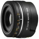 объектив для фото Sony 30mm f/2.8 DT Macro SAM (SAL-30M28)