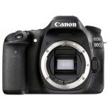 цифровой фотоаппарат Canon EOS 80D Body, черный