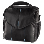 сумка для фотоаппарата HAMA Canberra 130, синяя/черная