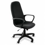 компьютерное кресло Бюрократ CH-808AXSN/Black 80-11 чёрное