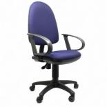 компьютерное кресло Бюрократ CH-300AXSN/Blue JP-15-5