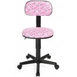 компьютерное кресло Бюрократ CH-201NX/Dolls-Pk pink