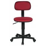 компьютерное кресло Бюрократ CH-201NX/15-11, бордовый