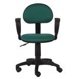 компьютерное кресло Бюрократ CH-213AXN/10-24, зеленый