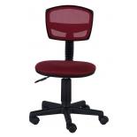 компьютерное кресло Бюрократ CH-299/CH/15-11,бордовый