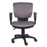 компьютерное кресло Бюрократ CH-626AXSN/V-01 бежевый ромбик, серое