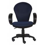 компьютерное кресло Бюрократ CH-687AXSN/JP-15-5, синий