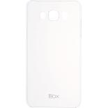 чехол для смартфона SkinBox Crystal 4People для Samsung Galaxy J7 (2016) прозрачная