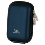 сумка для фотоаппарата Riva case 7022 (PU), темно-синяя