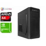 CompYou Home PC H557 (CY.563711.H557), купить за 24 380 руб.