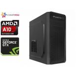 CompYou Home PC H557 (CY.609889.H557), купить за 39 360 руб.