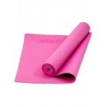 коврик для йоги Starfit FM-101 (173x61x0,5 см), розовый