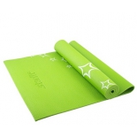 коврик для йоги Starfit FM-102 (173x61x0,5 см), зеленый