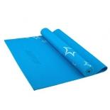 коврик для йоги Starfit FM-102 (173x61x0,5 см), синий