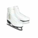 коньки Ice Blade Naomi 43р (с ресунком) белые
