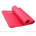коврик для йоги Starfit FM-301 (183x58x1,2 см), красный